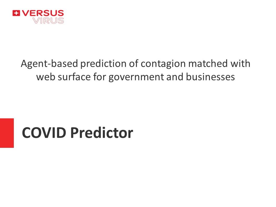 COVID Predictor