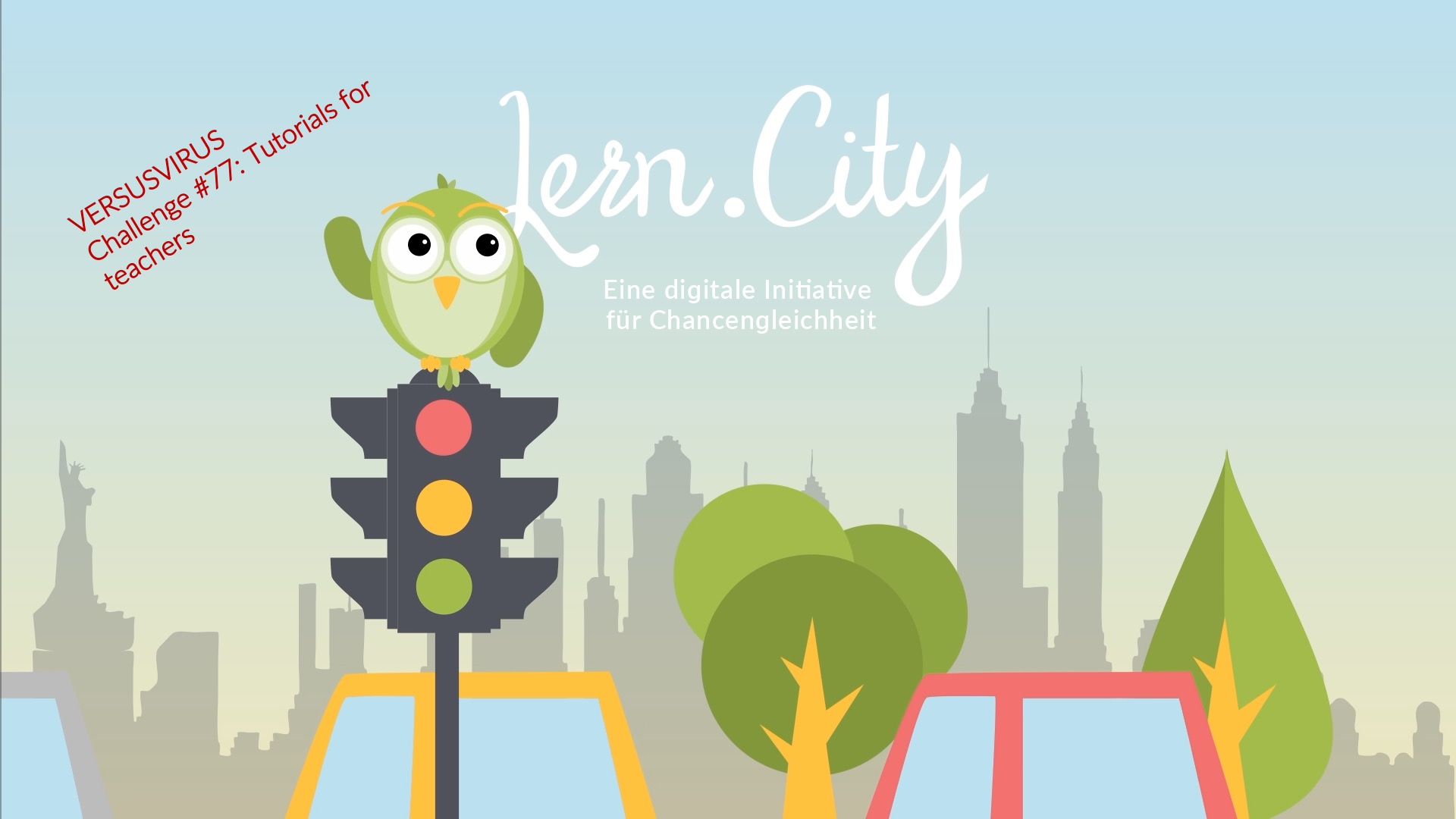 Lern.City - Tutorials for teachers, children and parents