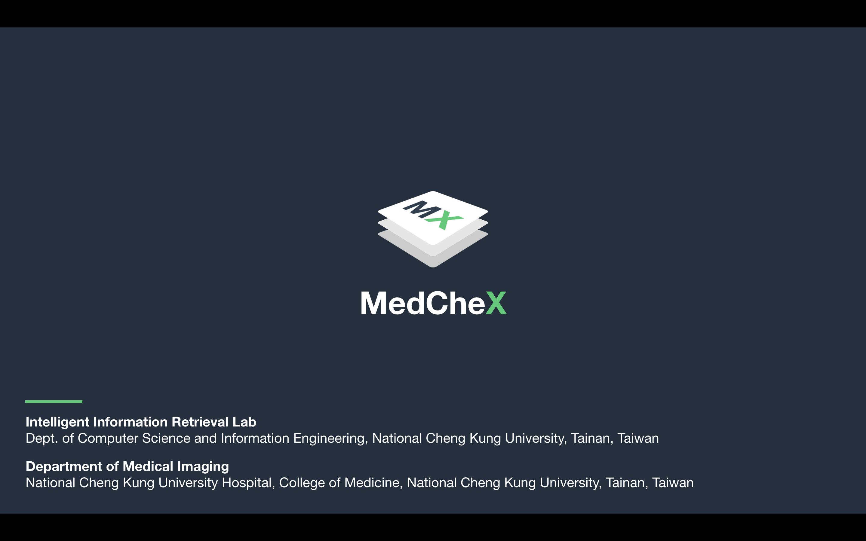 MedCheX