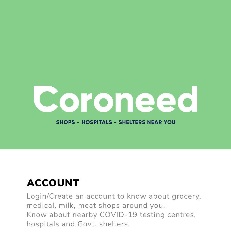 CORONEED