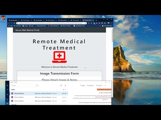 Remote Medical Treatment