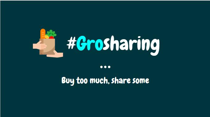 #Grosharing