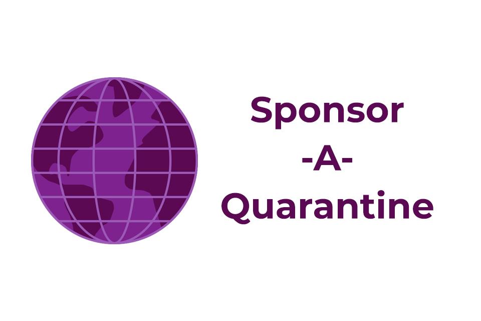Sponsor A Quarantine
