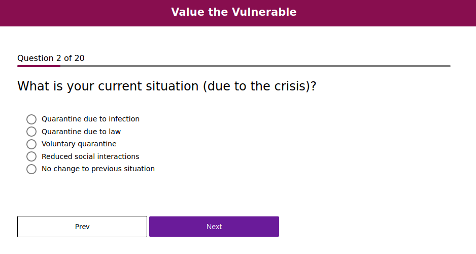 Value the Vulnerable