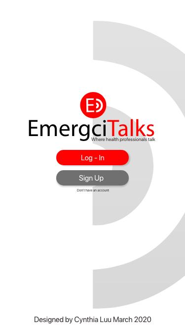 EmergciTalks