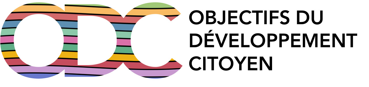 Objectifs du Développement Citoyen