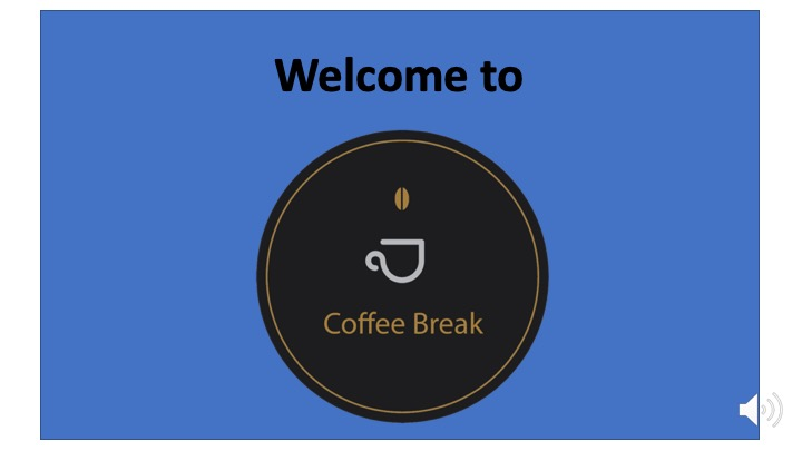 Coffee Break App