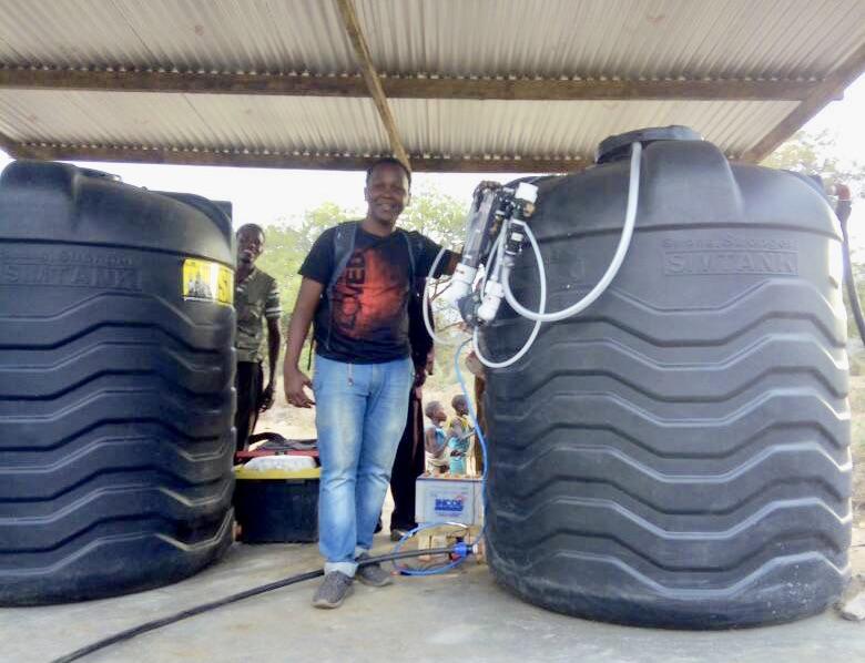 Water Works Tanzania