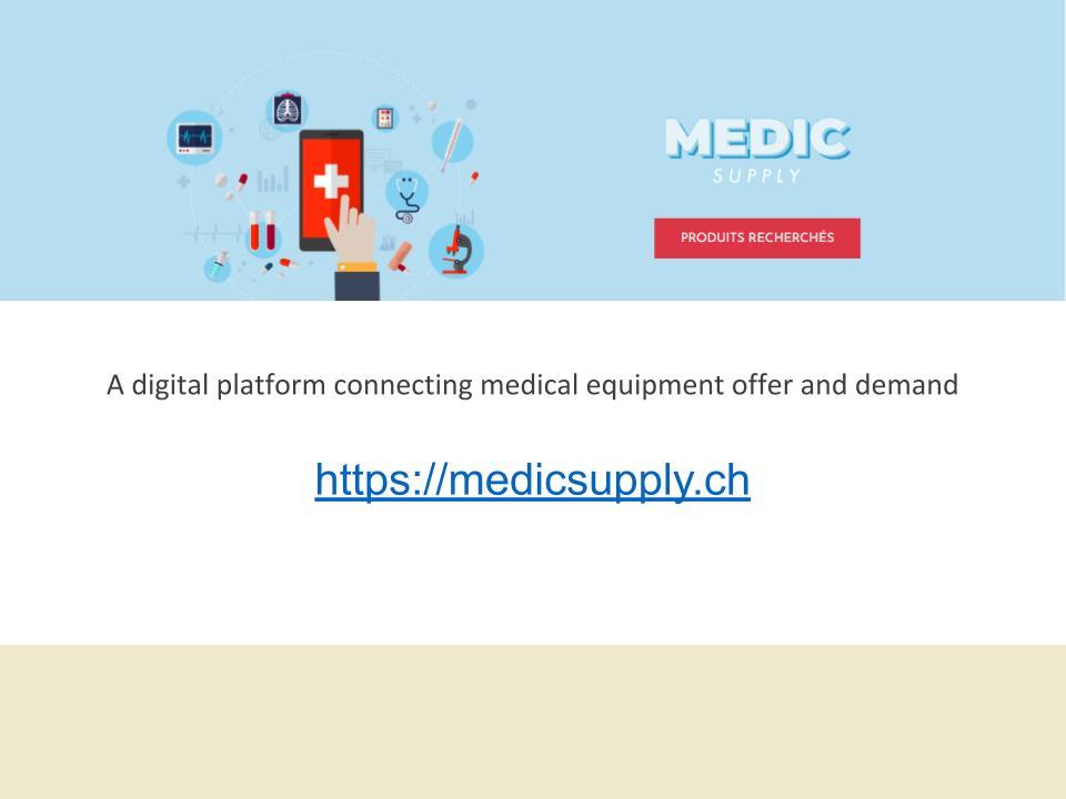 MedicSupply.CH