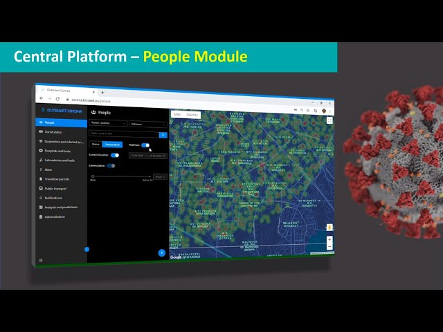 Open Pandemic-The First ERP (system) for Pandemic Management