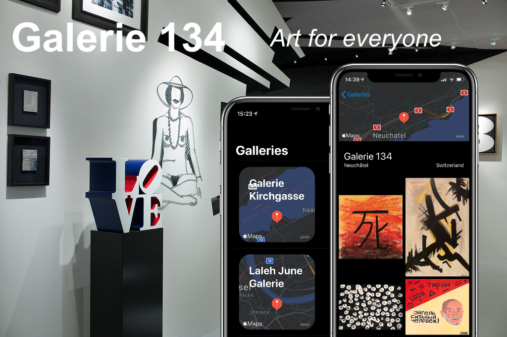 Galerie 134 - Art for Everyone