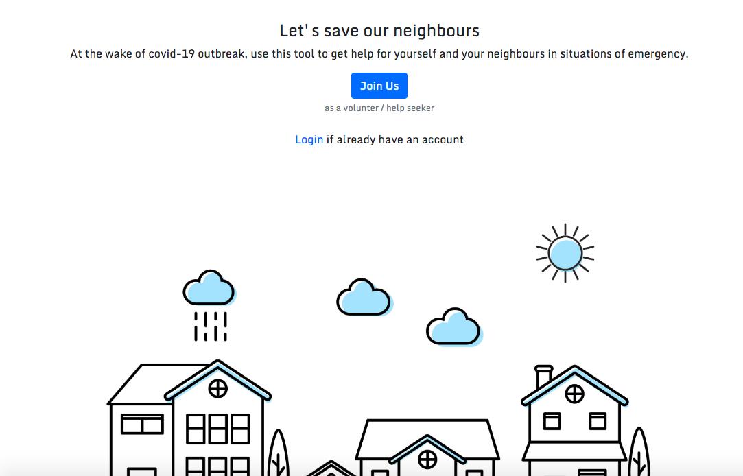 Save Neighbours Life