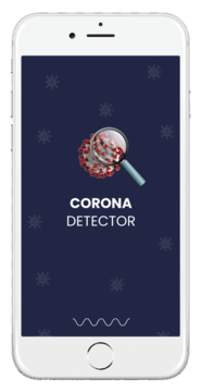 Corona Detector App