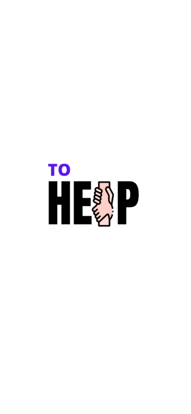 ToHelp: supporting those who need it most