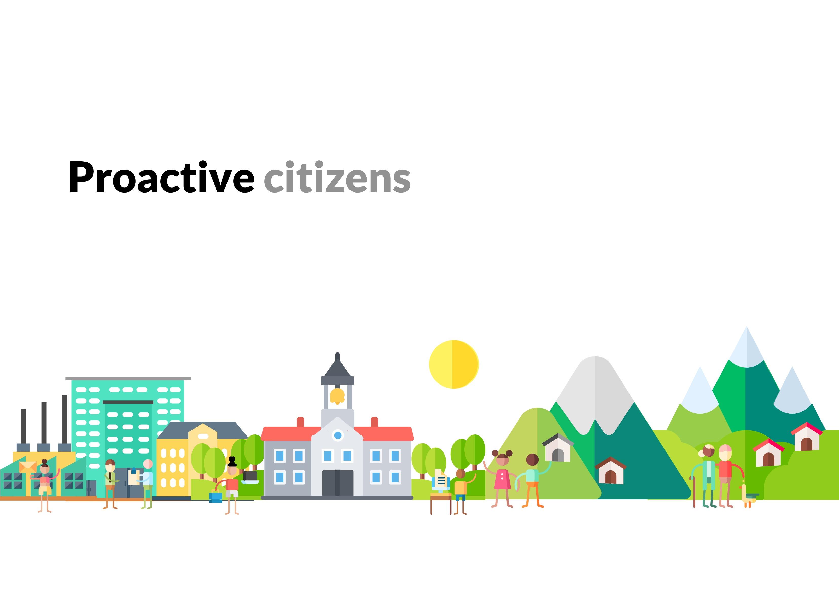 Proactive-citizens
