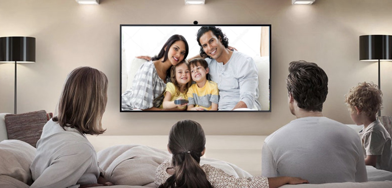 FAM CAM - The camera that brings your family together.