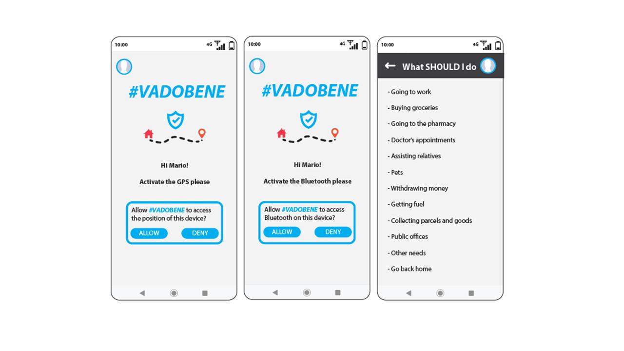 #VadoBene