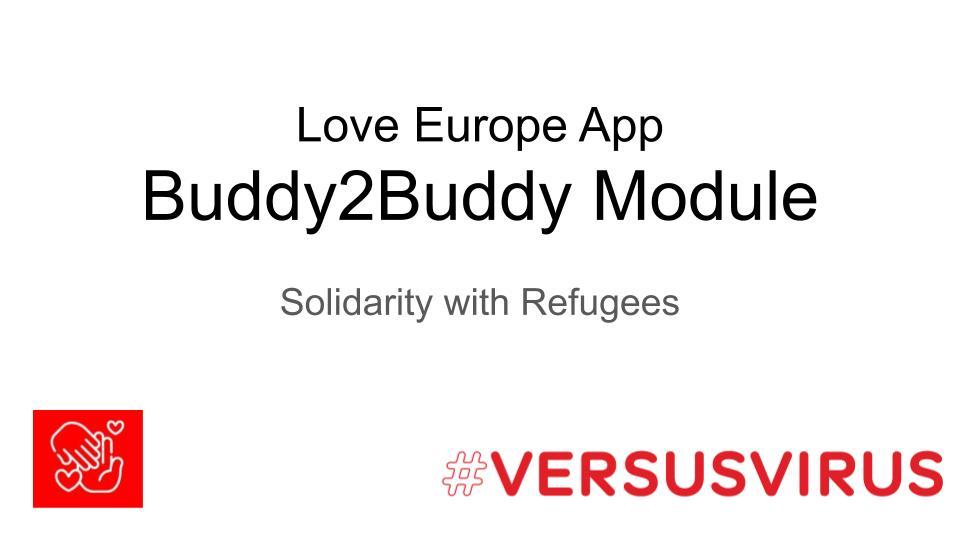 Love Europe App Buddy2Buddy Module