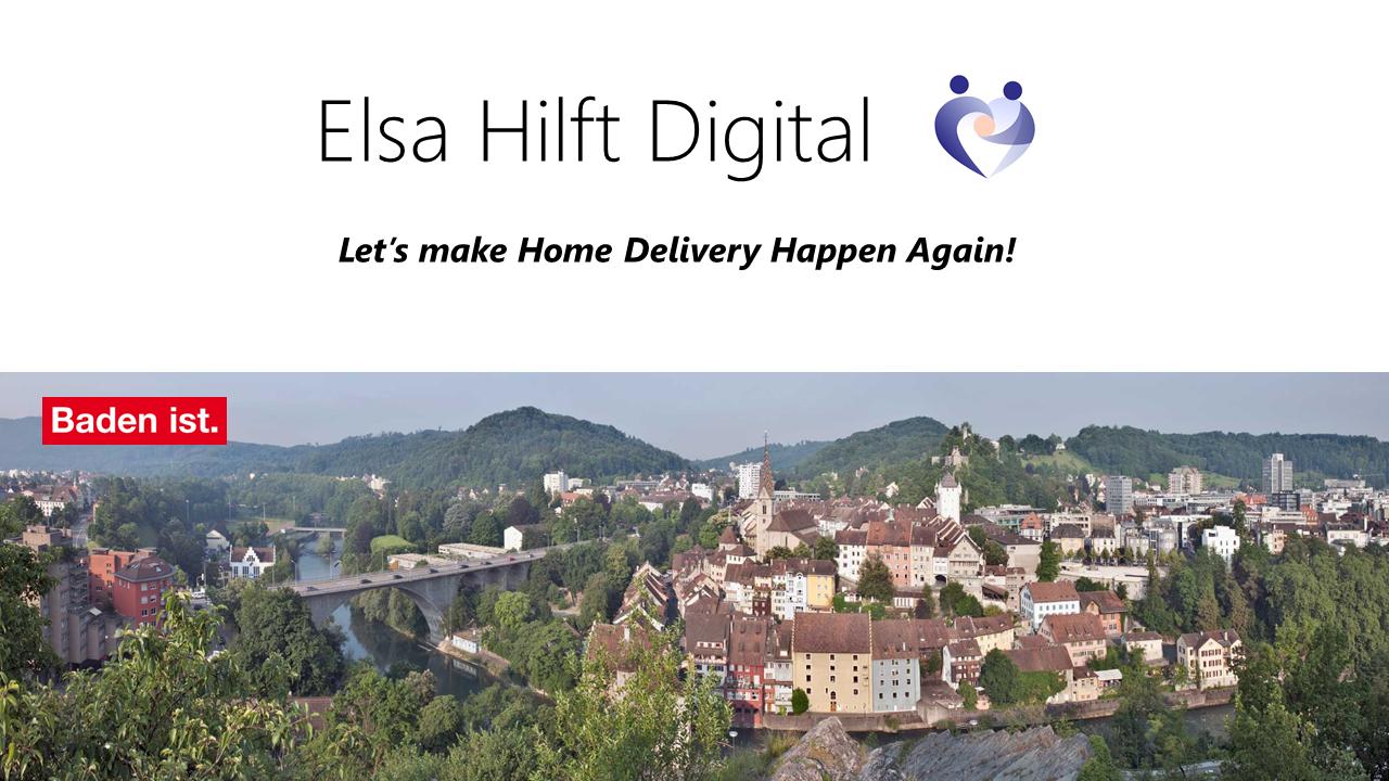 Elsa hilft digital