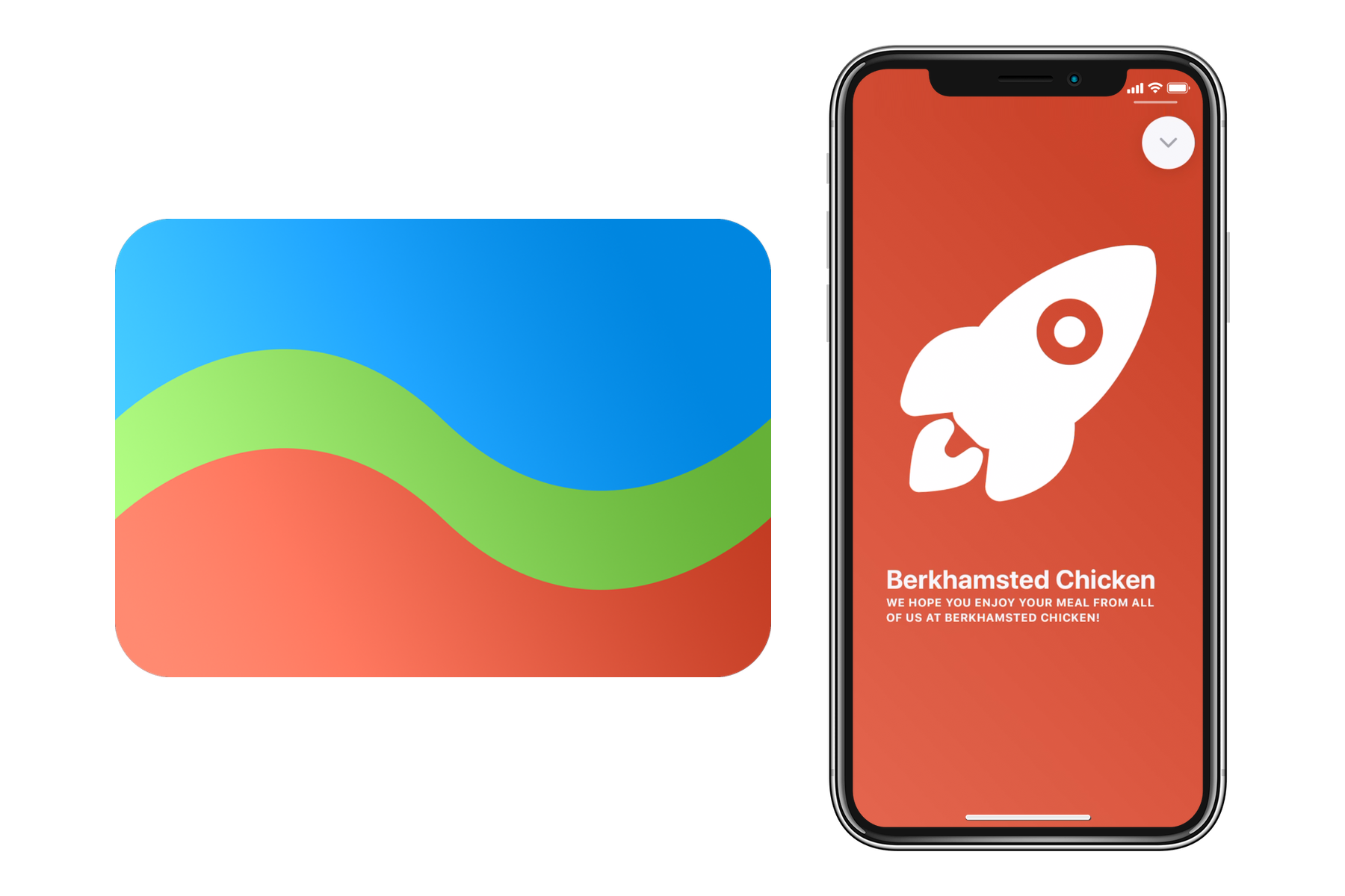 KerbCard: A Safe and Easy App for Food Collection