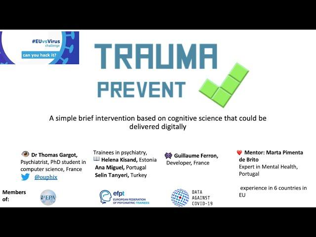 Trauma Prevent