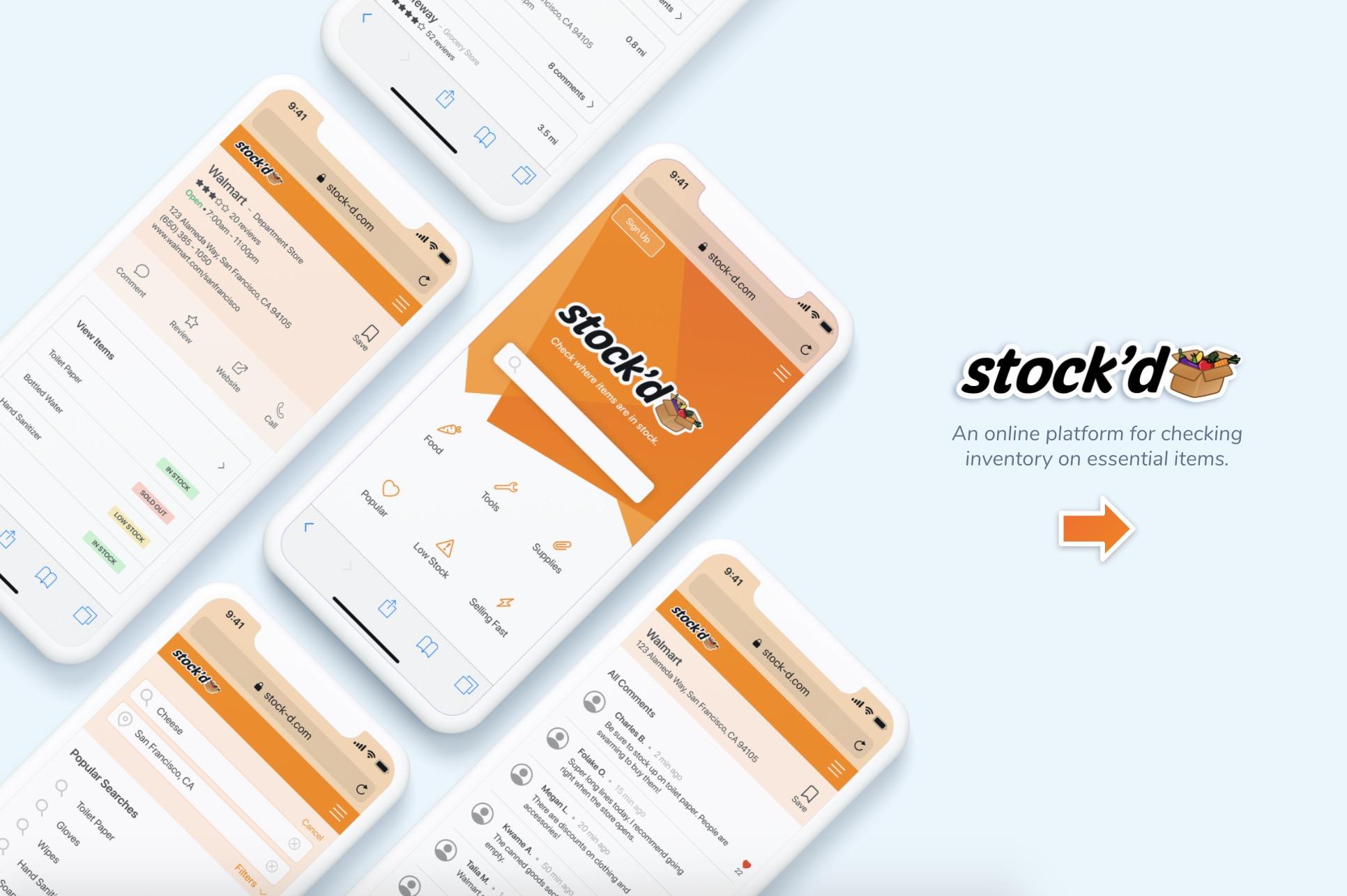 Stock'd