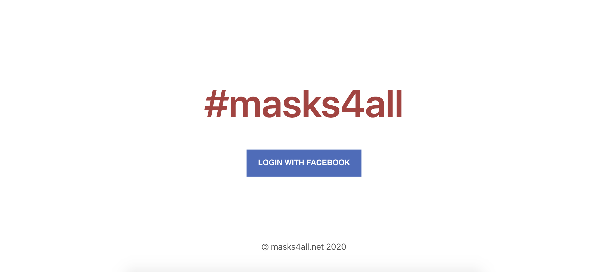masks4all