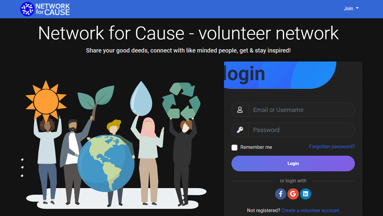 Network for Cause