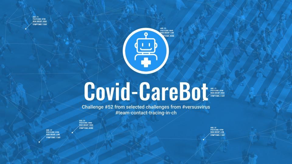 Covid-CareBot