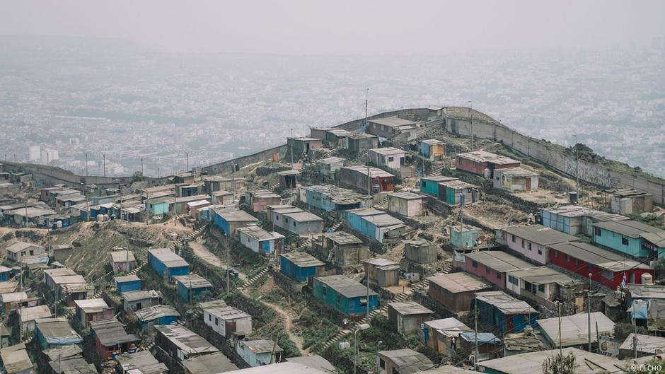 Working remotely with communities in extreme poverty