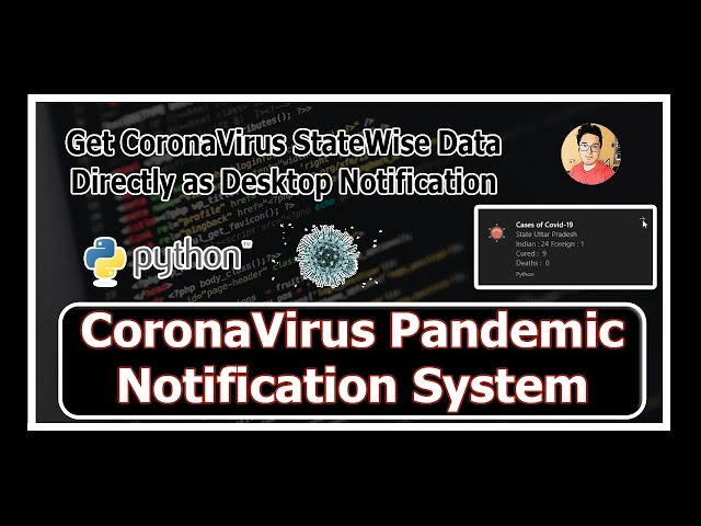 COVID-19 Notification System