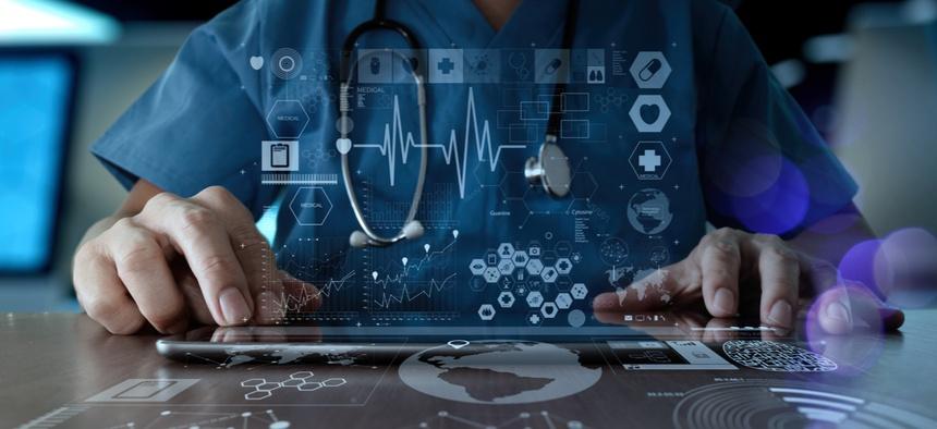 FB eHealth for Improvised Hospital