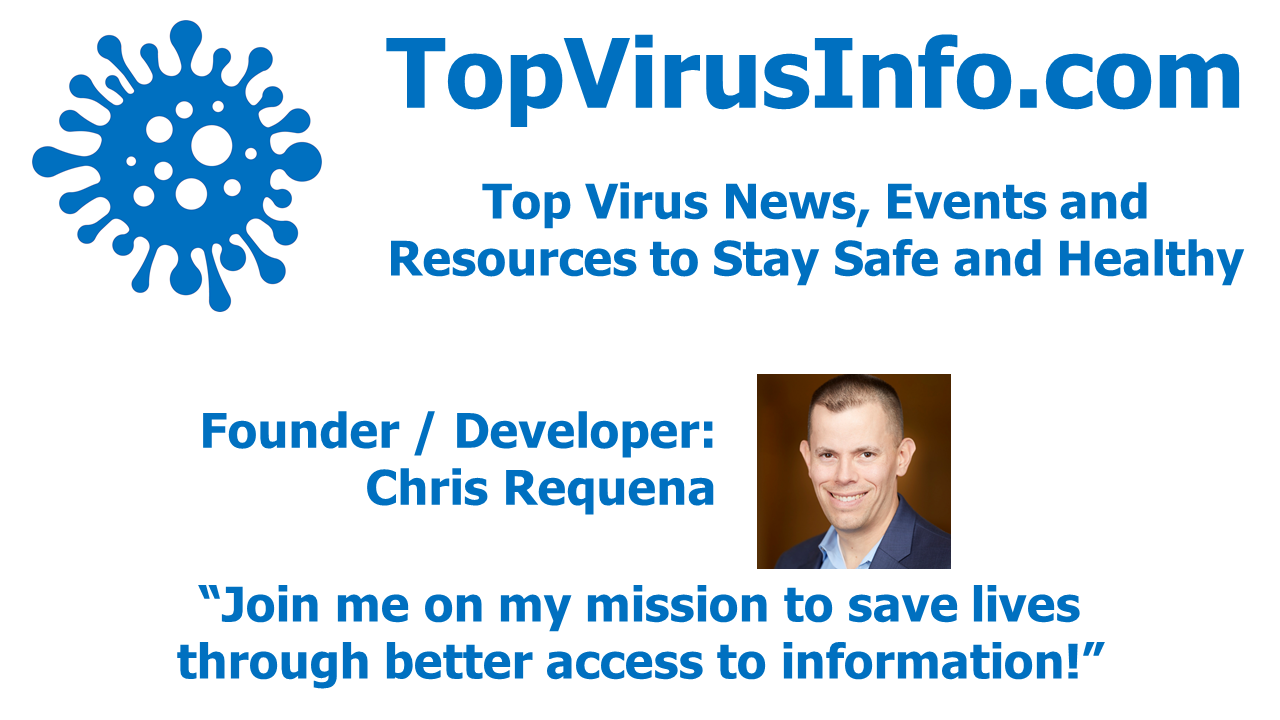 TopVirusInfo.com - Top Virus News, Events and Resources