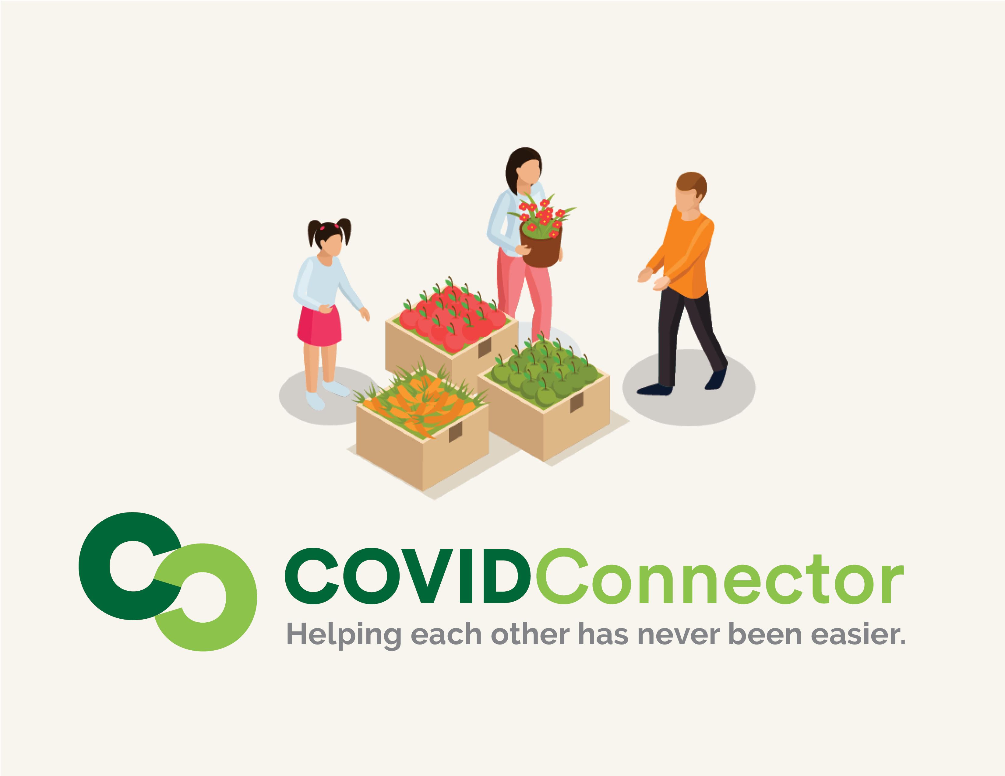 COVID Connector