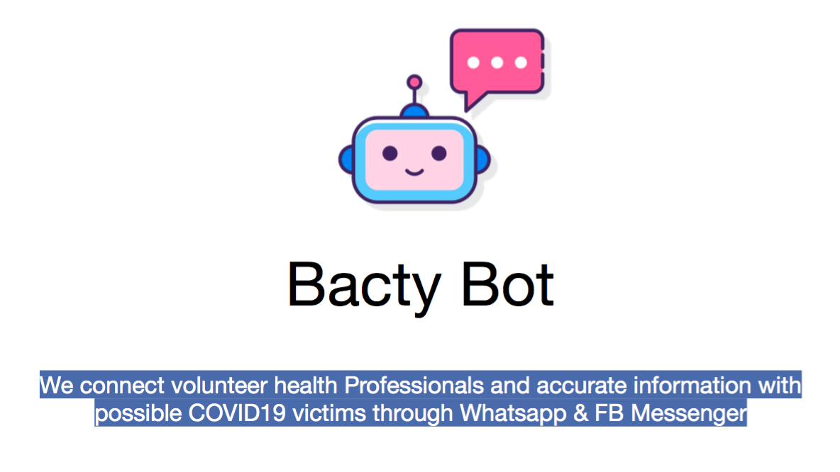 Bacty Bot
