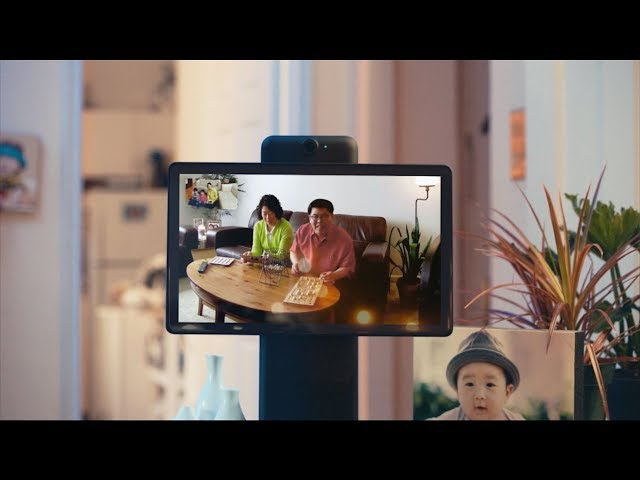 USE FACEBOOK PORTAL IN HOSPITAL ROOMS