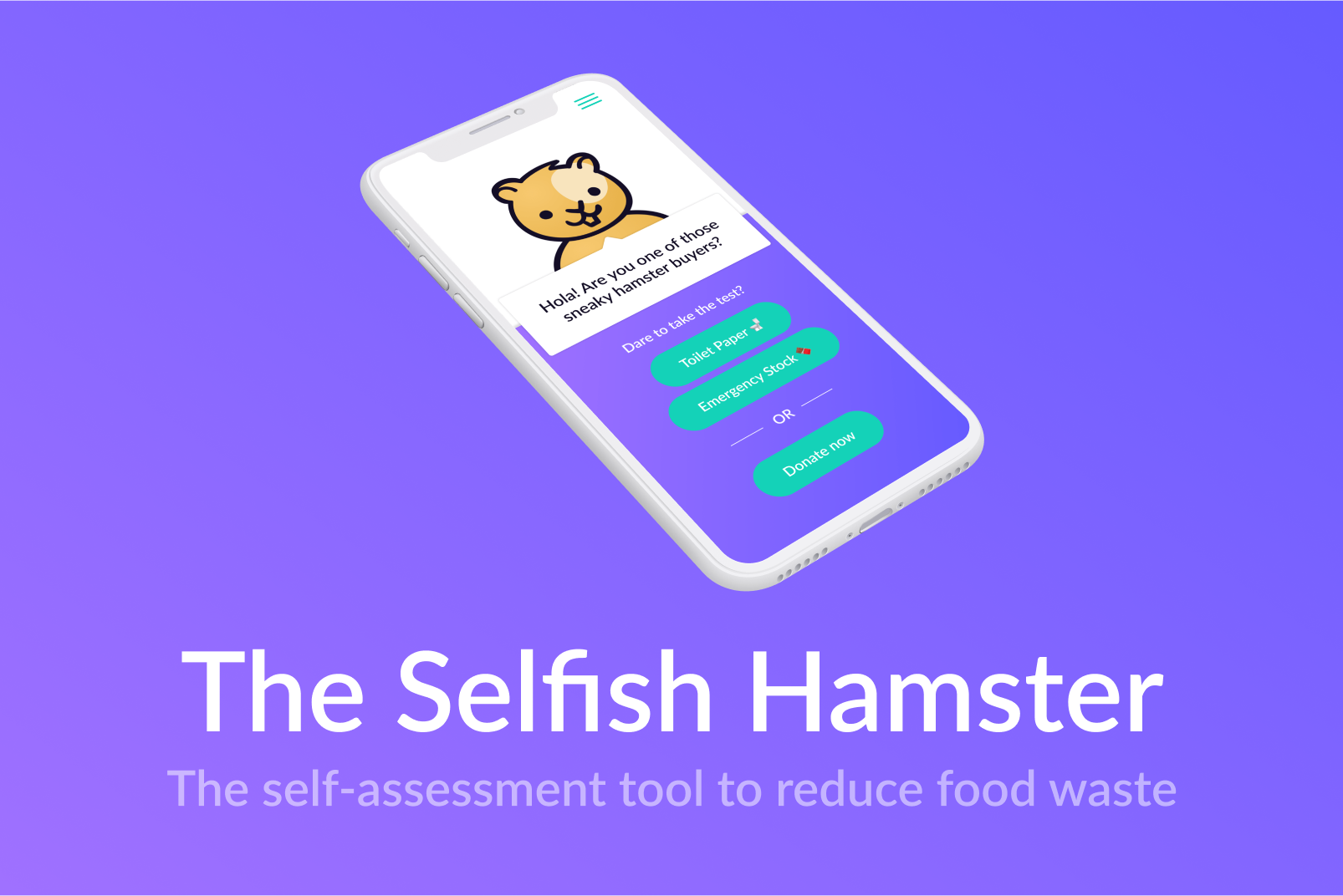 The Selfish Hamster
