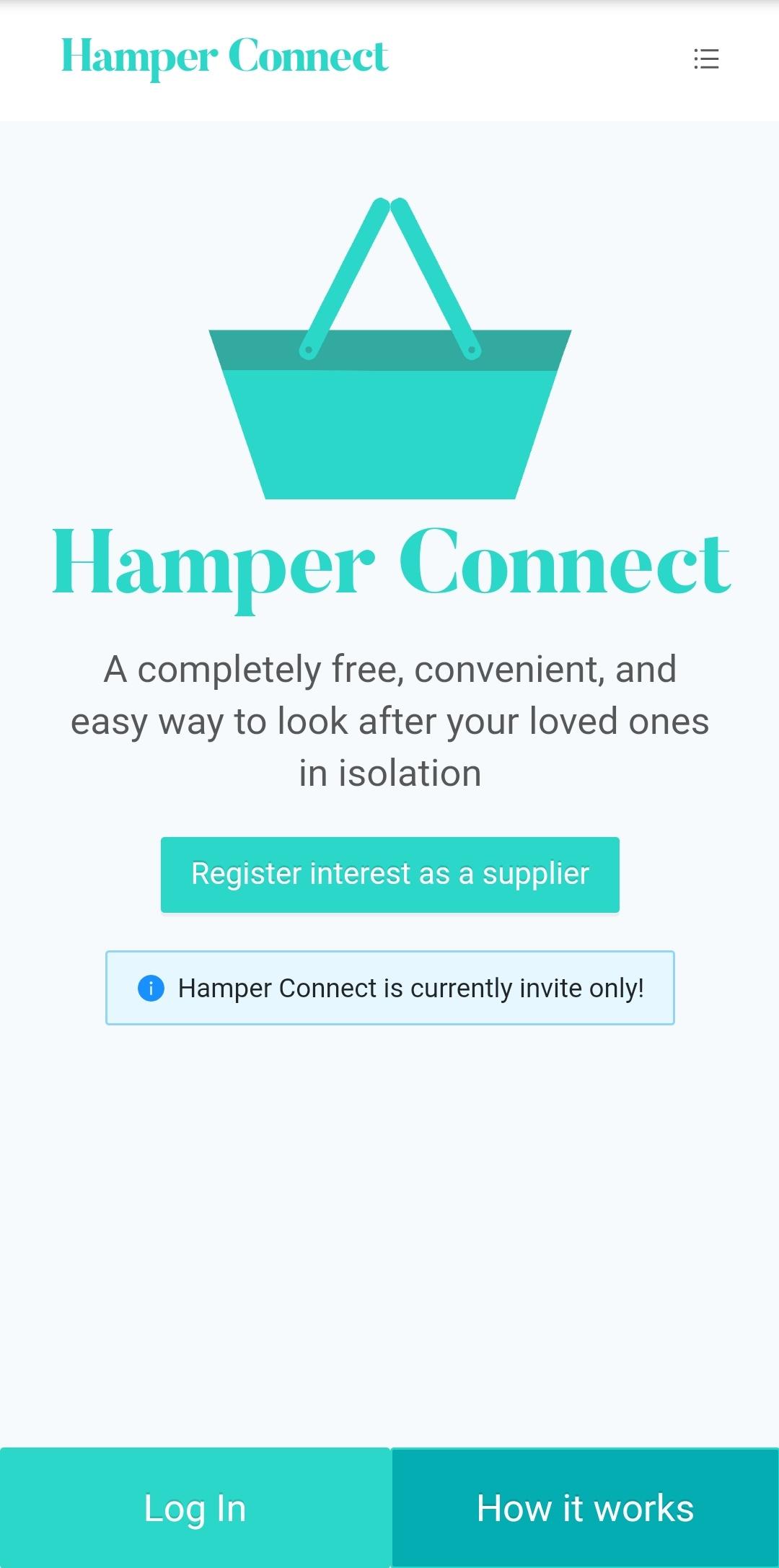 Hamper Connect