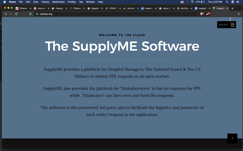 SupplyME