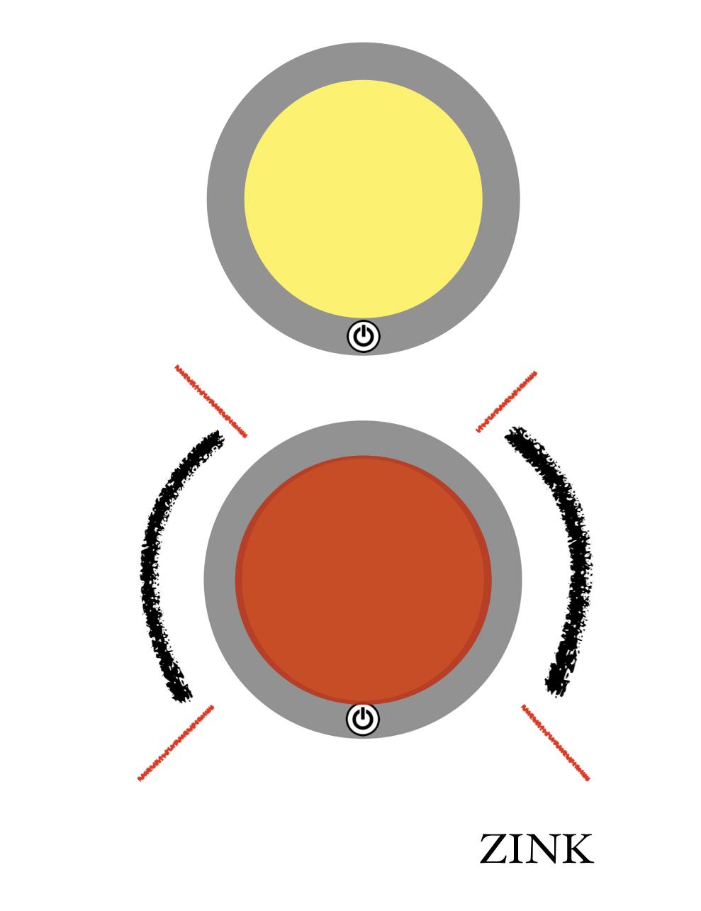 ZINK [2 Meter Sensor]
