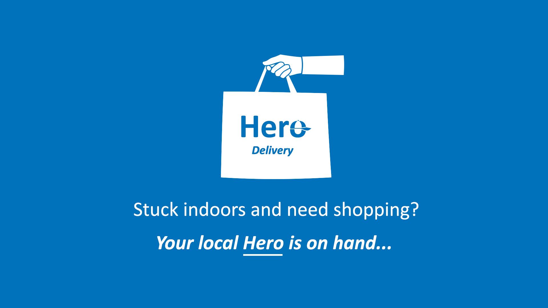 Hero Delivery