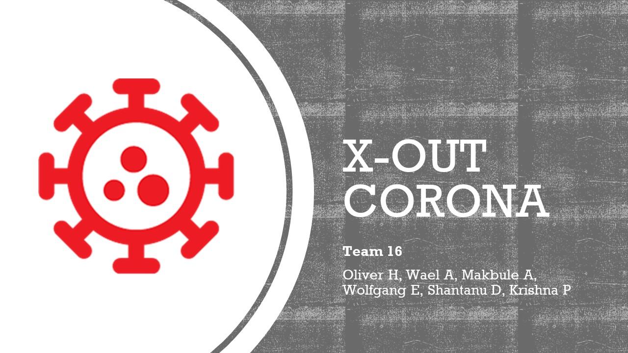 X-OUT Corona