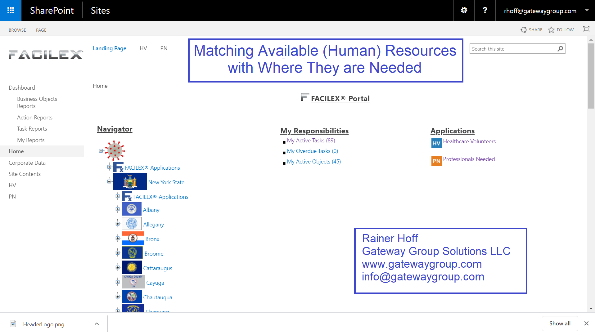 Matching Healthcare Professionals with Where They're Needed