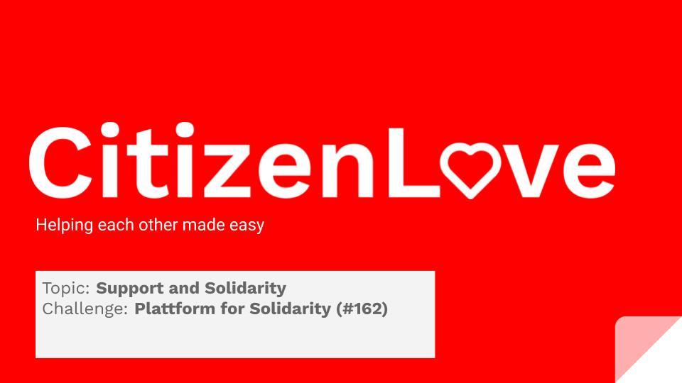 CitizenLove
