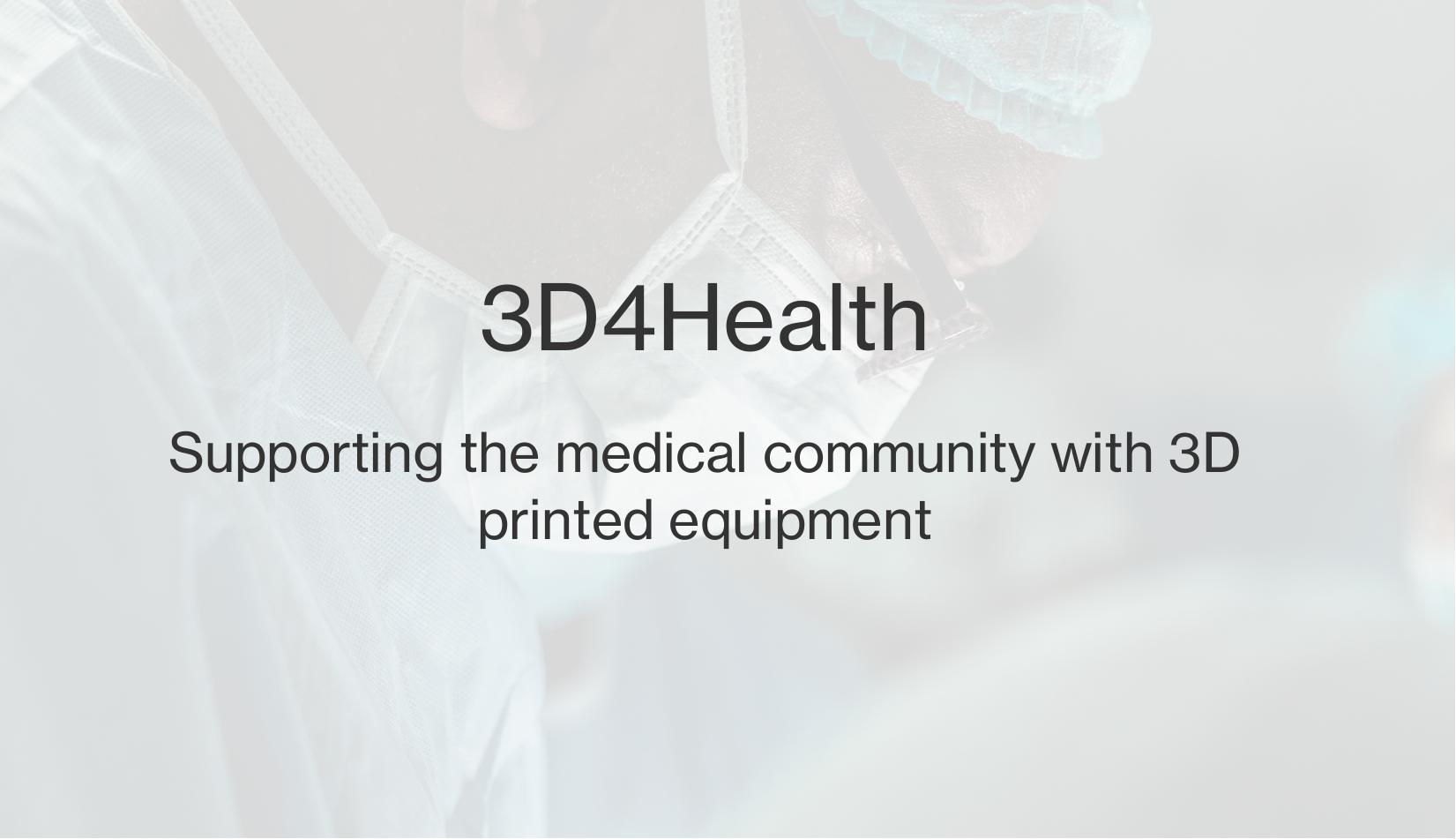 3D4Health