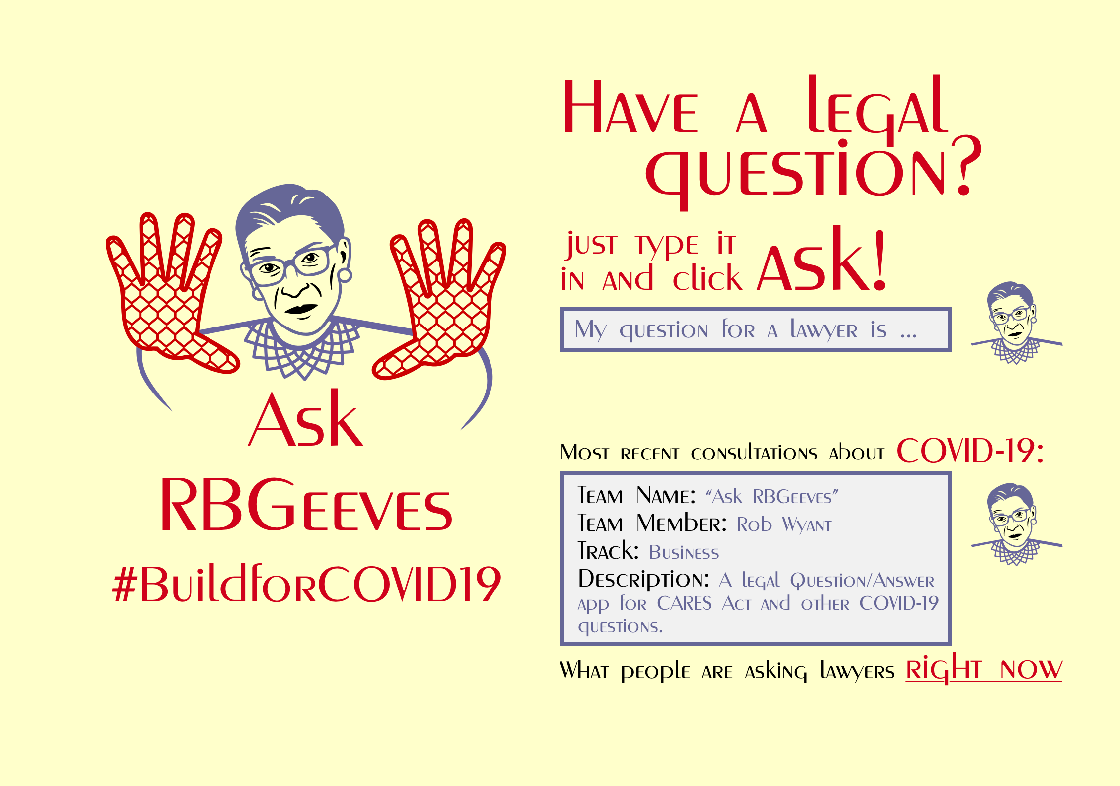 Ask RBGeeves