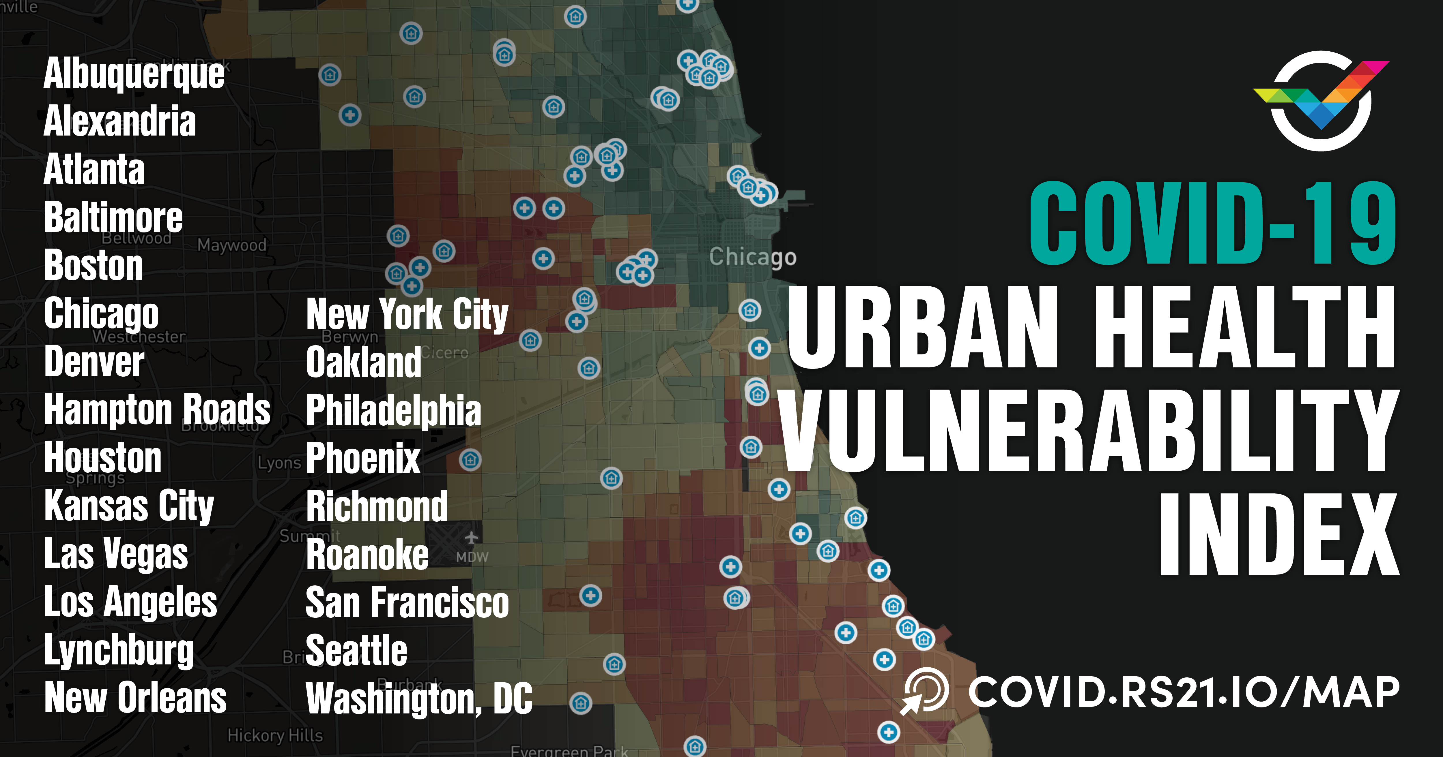 Urban Health Vulnerability Index