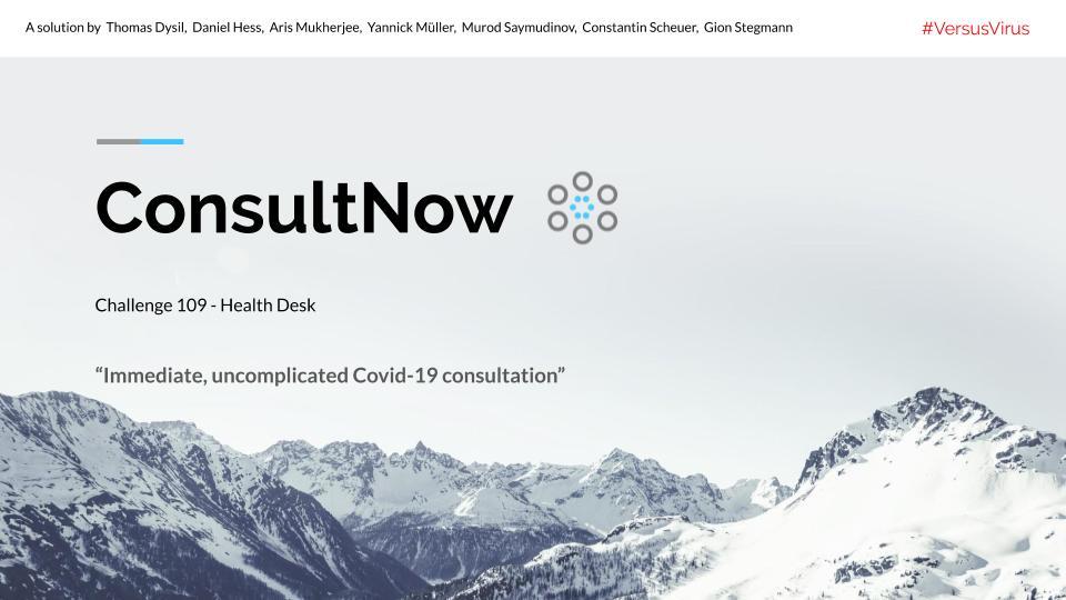 ConsultNow