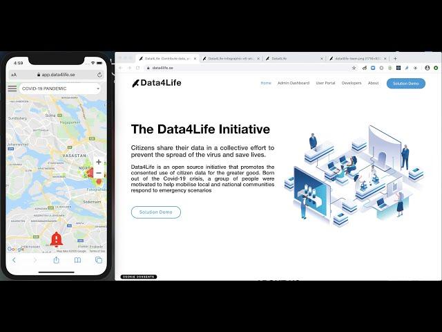 Data4Life Initiative