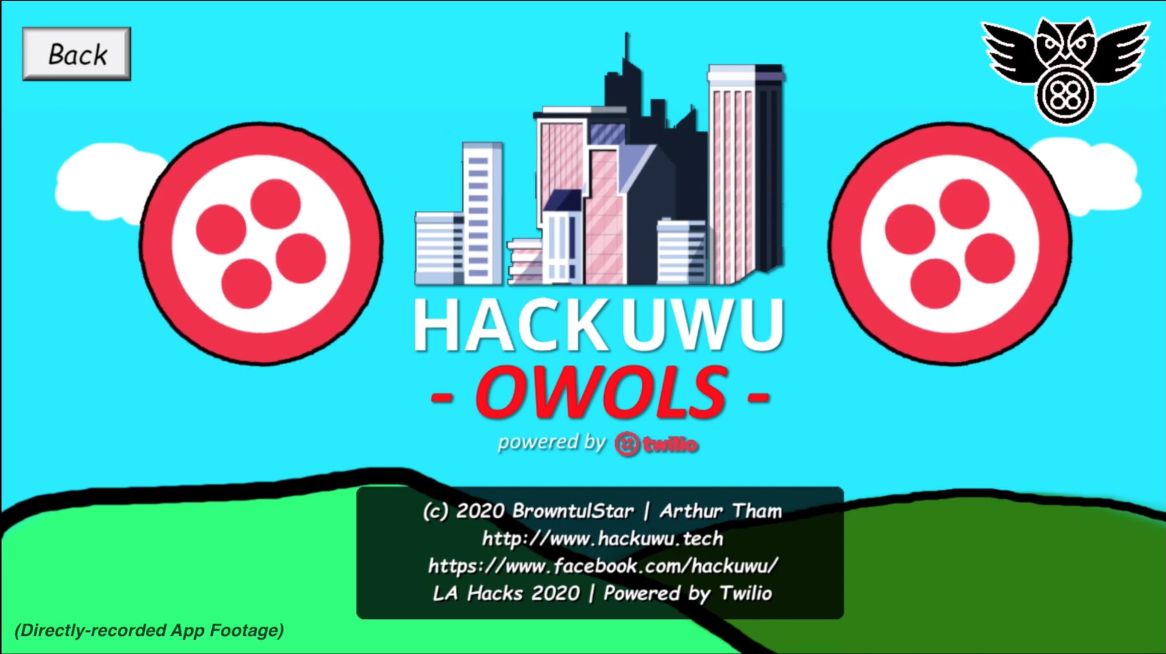 HackUWU Owols